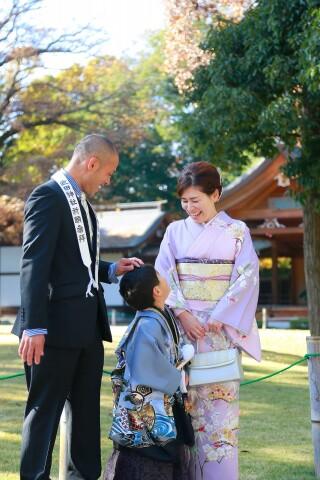 神社お詣りロケーション撮影プラン