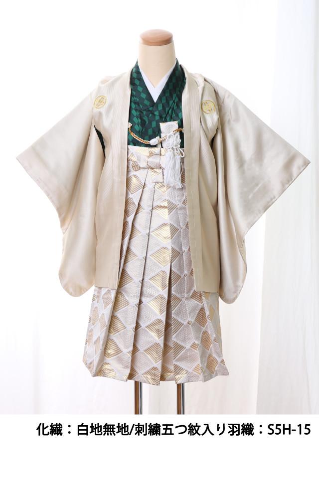 新作シンプル5歳着物の衣装画像2