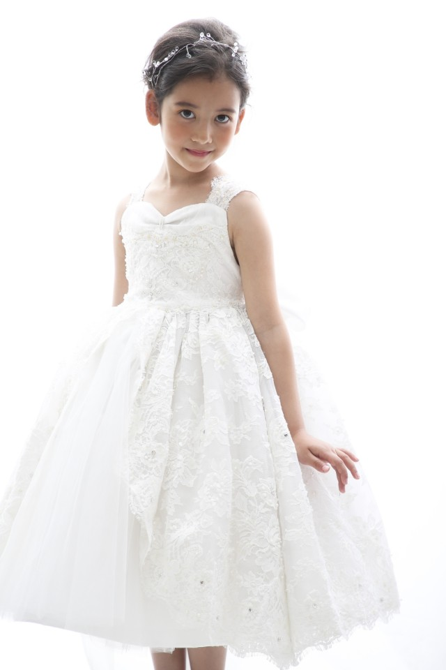 オリジナルドレス3歳~7歳用の衣装画像1