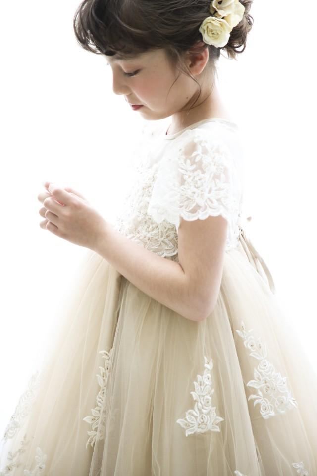 新作オリジナルドレスの衣装画像1