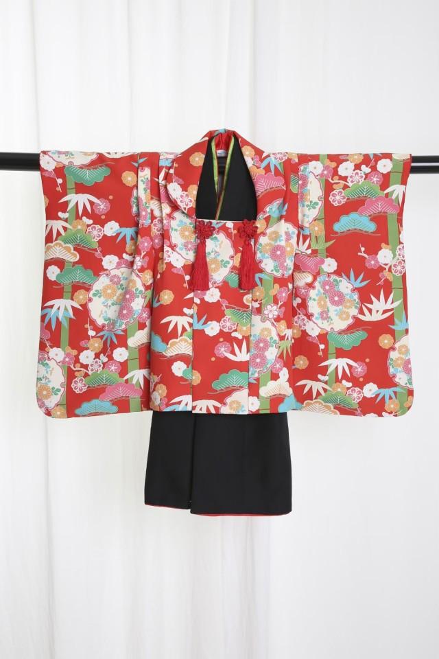3歳アンティーク オリジナル着物 himariの衣装画像1