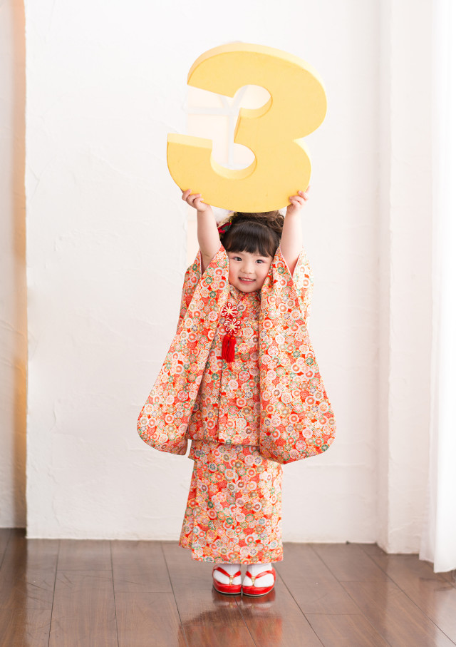 3歳着物の衣装画像1