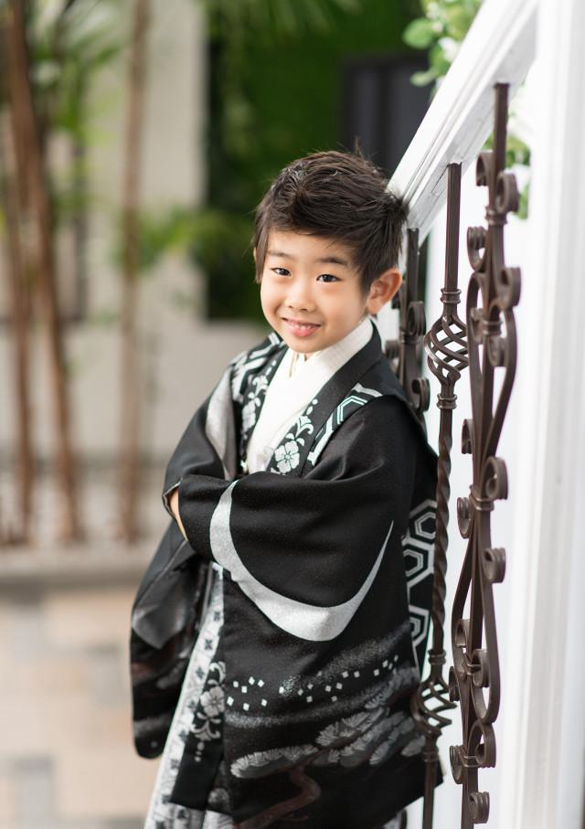 5歳着物の衣装画像3