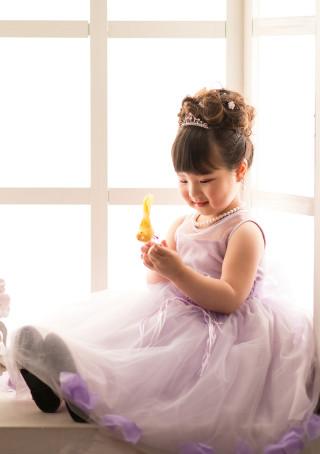 No.3852 3歳ドレス