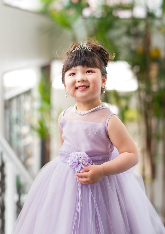 3歳ドレスの衣装画像3
