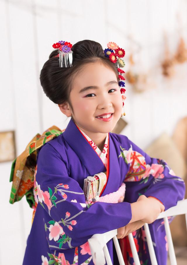 7歳着物の衣装画像2