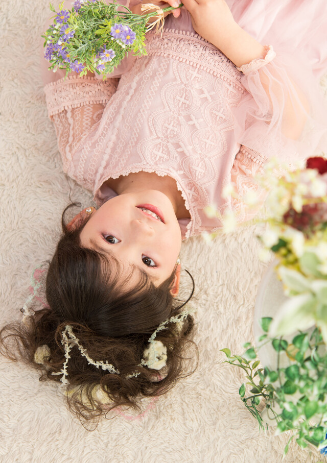 3歳ドレスの衣装画像2