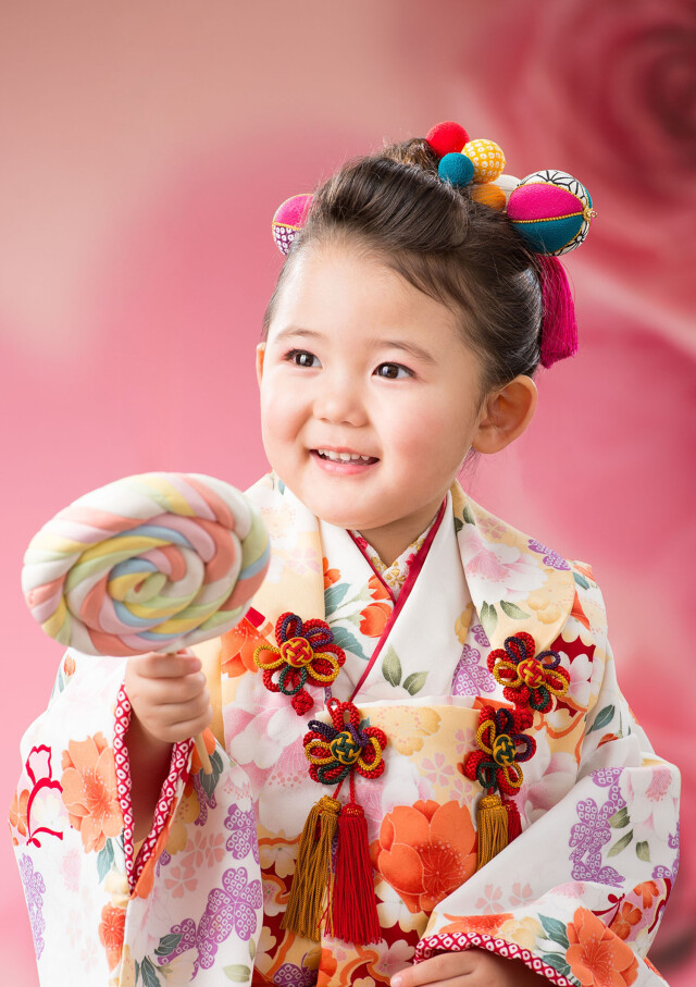 3歳着物の衣装画像2