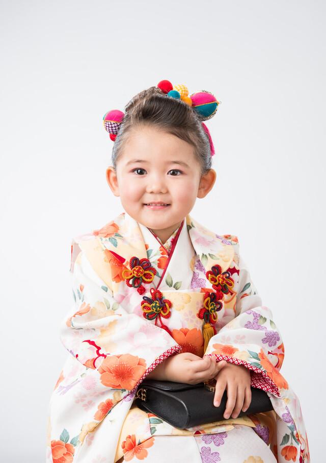 3歳着物の衣装画像3