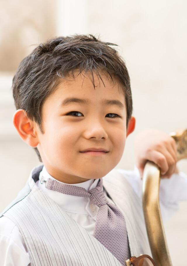 5歳タキシードの衣装画像2