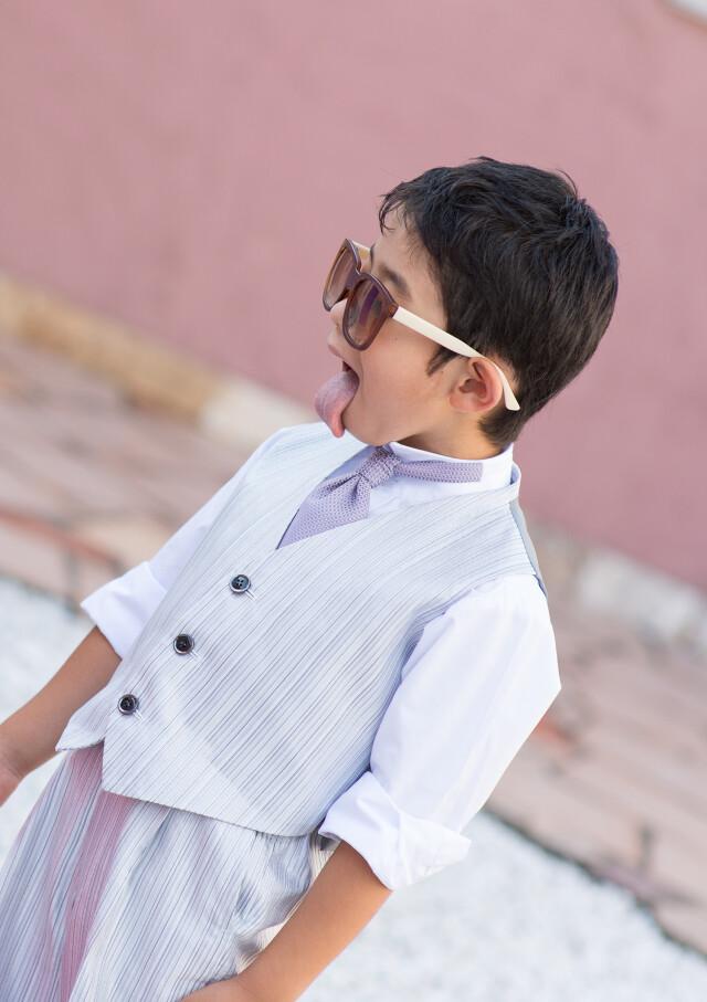 5歳タキシードの衣装画像3