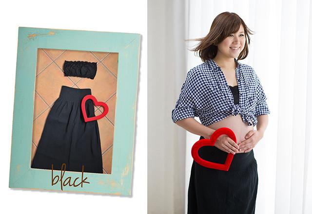 blackの衣装画像1