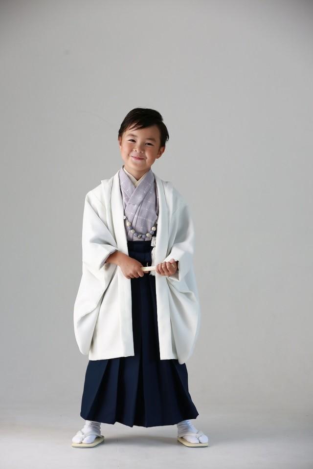5歳男の子 オリジナル着物の衣装画像1