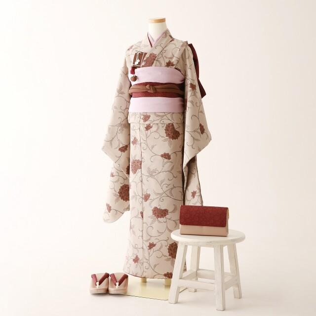 《2020年新作 A-Studioオリジナル》7歳女の子 七五三着物の衣装画像1