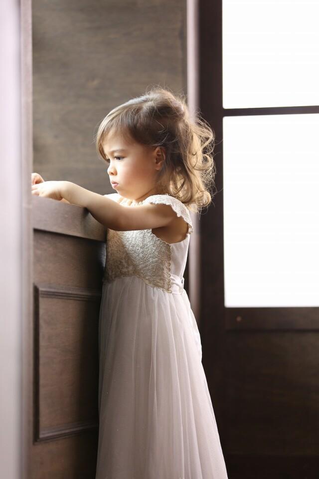 3歳女の子 ドレスの衣装画像2