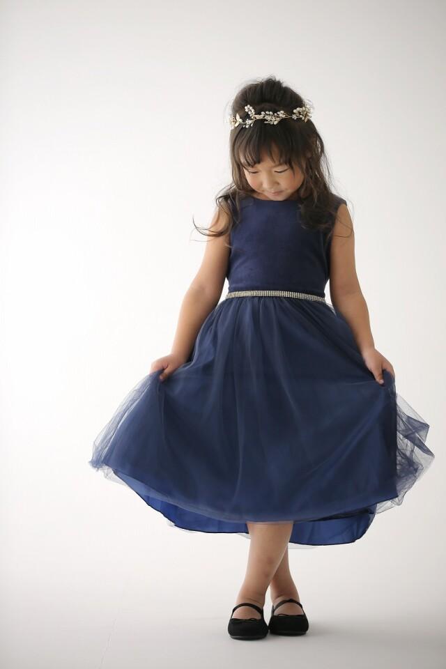 7歳女の子 ドレスの衣装画像1