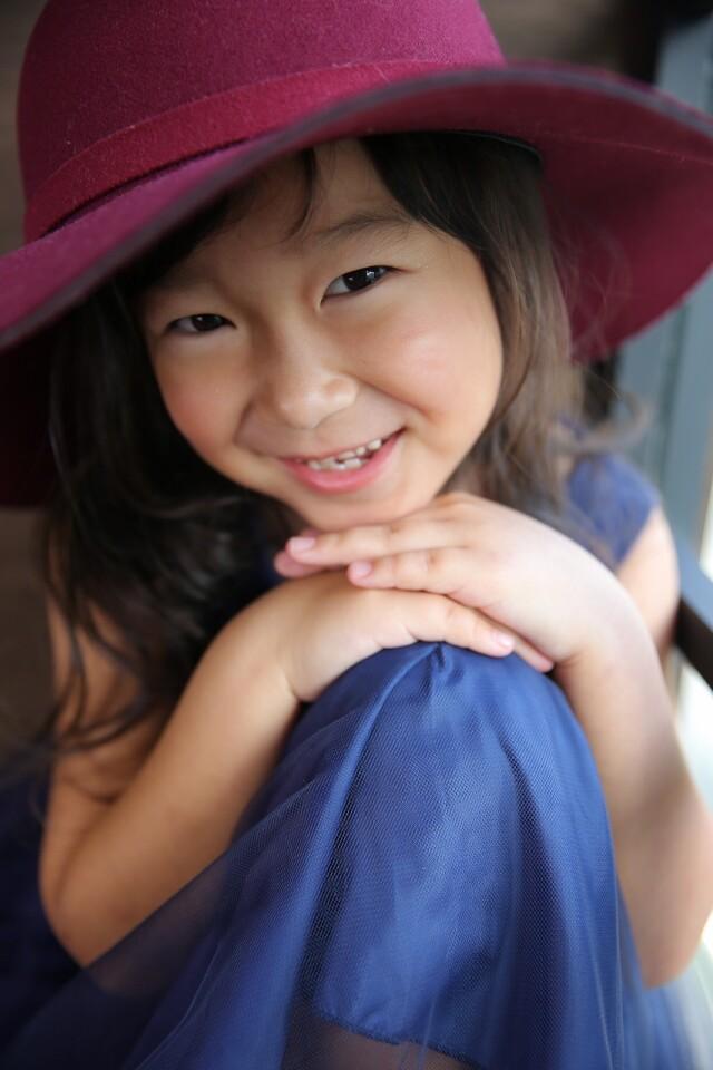 7歳女の子 ドレスの衣装画像2