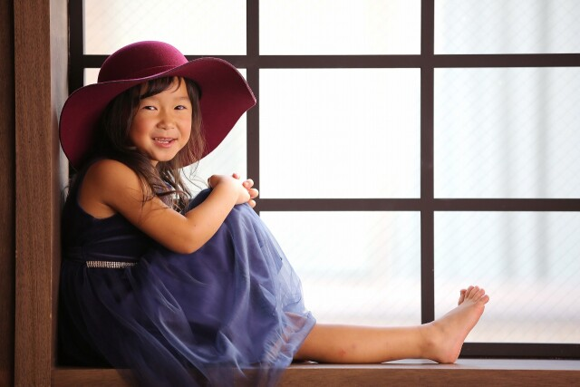 7歳女の子 ドレスの衣装画像3