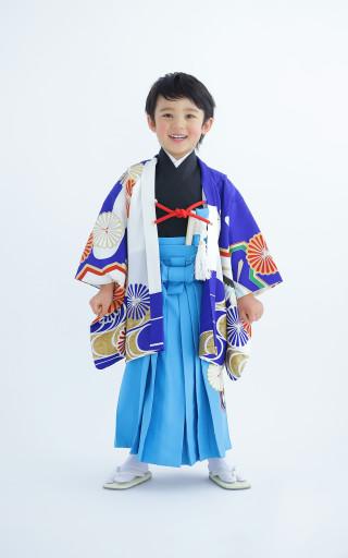 3歳用羽織袴
