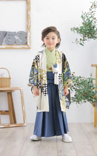5歳用羽織袴