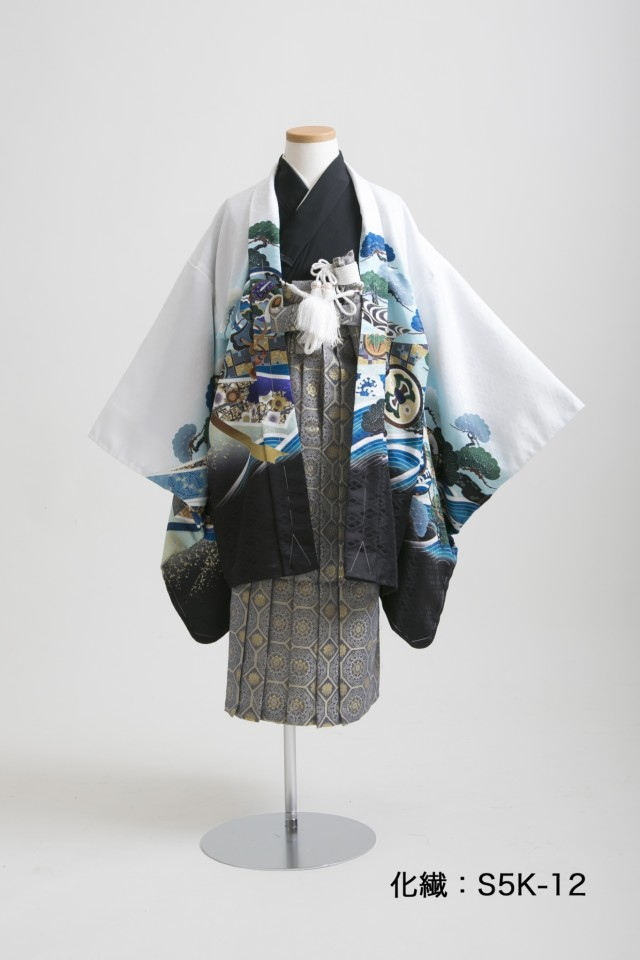 新作羽織袴5歳の衣装画像2