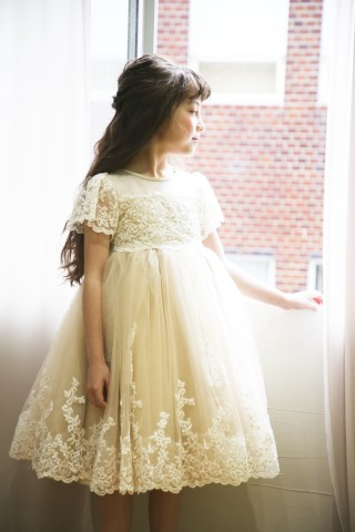 No.4787 オリジナルドレス3歳~7歳用