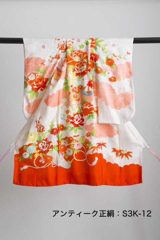 アンティーク着物 日葵の衣装画像2