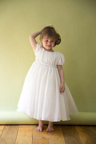 No.4878 オリジナル7歳ドレス EMMA