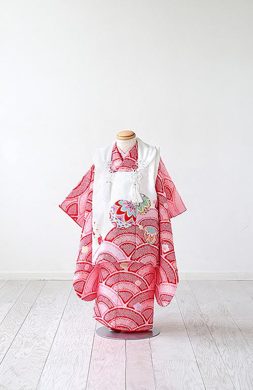 3歳 被布 女児の衣装画像1