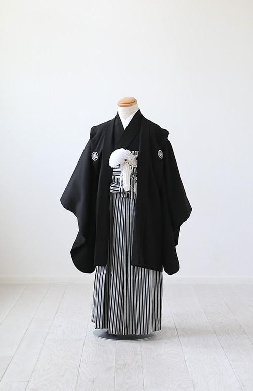 5歳 袴 男児の衣装画像1