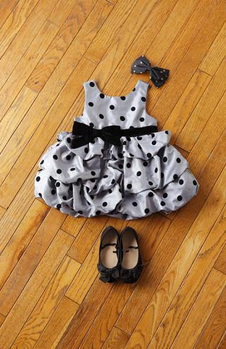 3歳 ドレス 女児