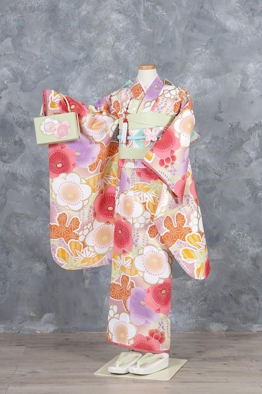 ぷるふぁみ七五三衣装の衣装画像1