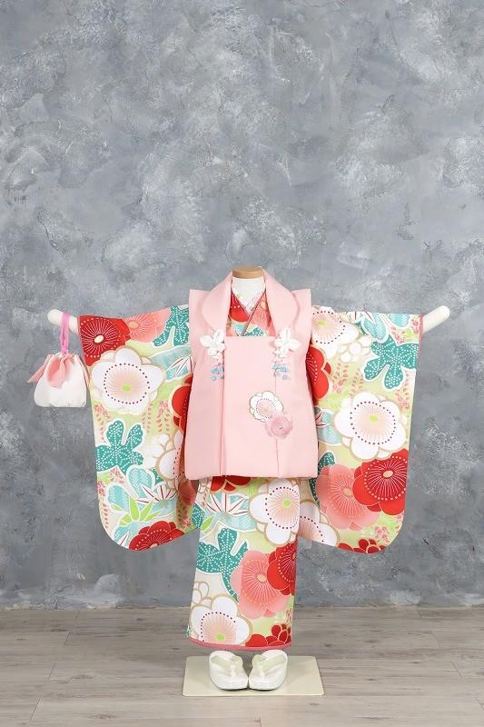 ぷるふぁみ七五三衣装の衣装画像3