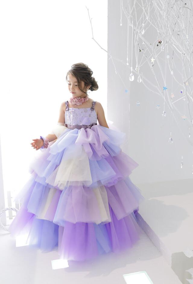 7歳用ドレスの衣装画像1