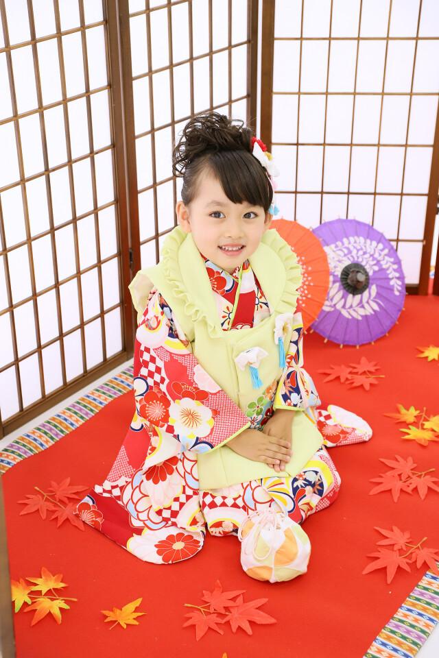 3歳女の子:ぷちぷりの衣装画像1