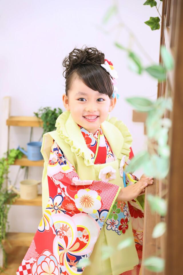 3歳女の子:ぷちぷりの衣装画像3