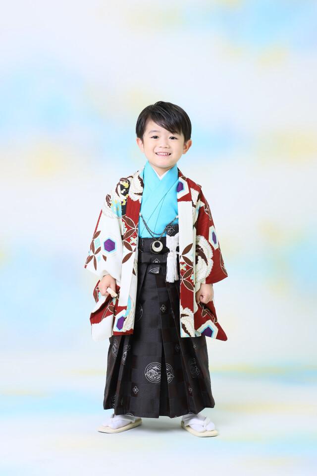 3歳男の子:JAPAN STYLE×松坂大輔の衣装画像1