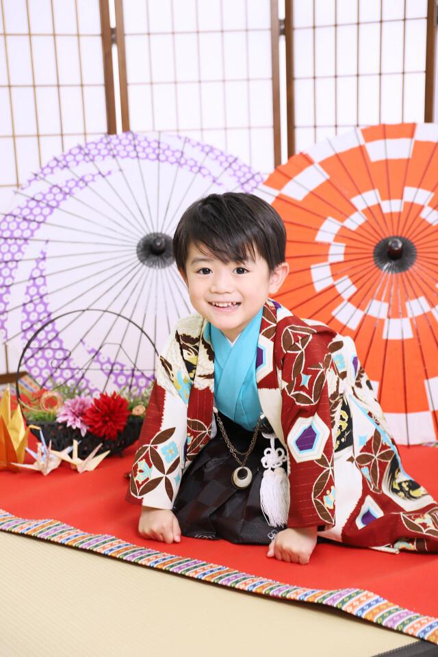 3歳男の子:JAPAN STYLE×松坂大輔の衣装画像2