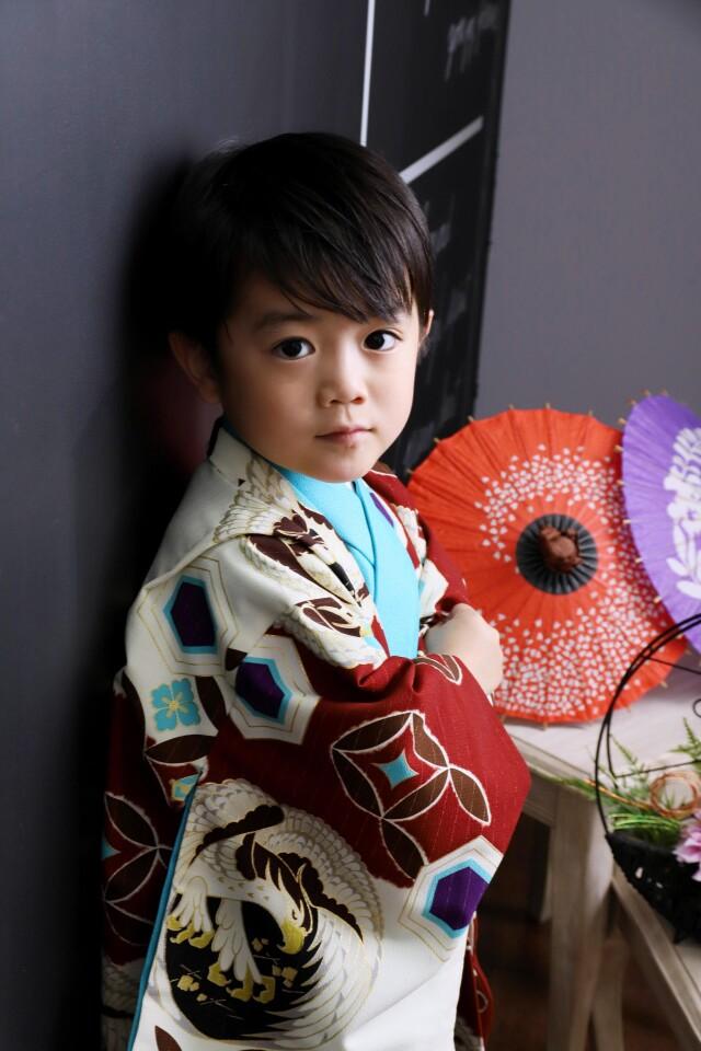 3歳男の子:JAPAN STYLE×松坂大輔の衣装画像3