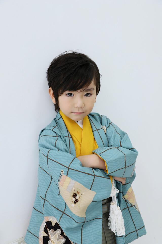 5歳男の子:MODERN  ANTENNAの衣装画像2