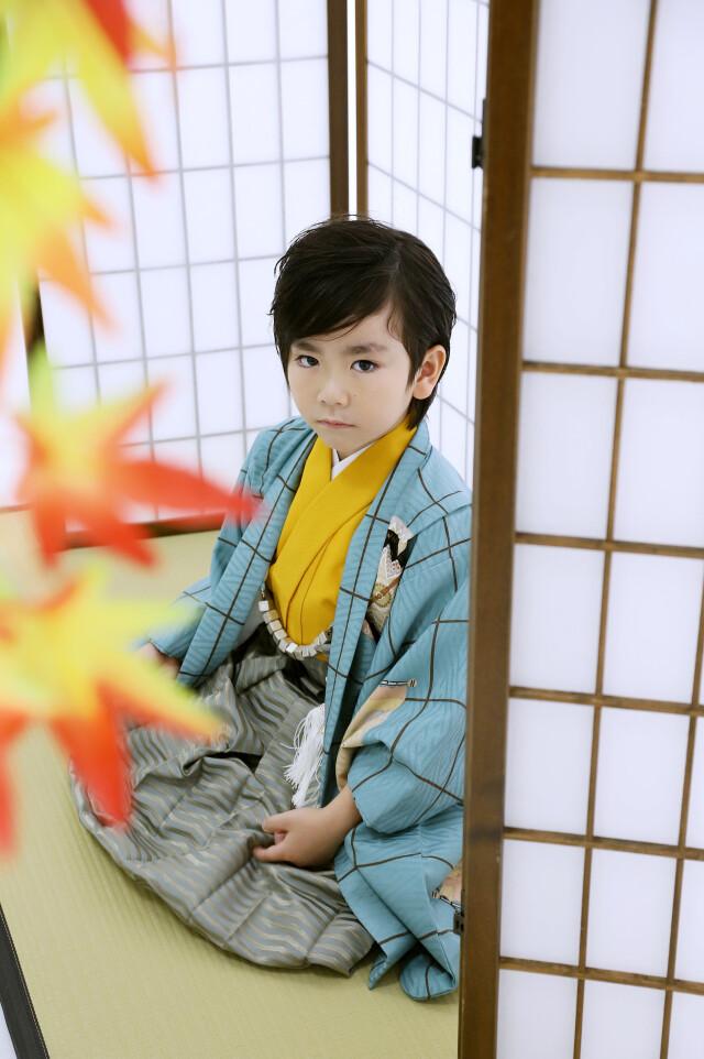 5歳男の子:MODERN  ANTENNAの衣装画像3