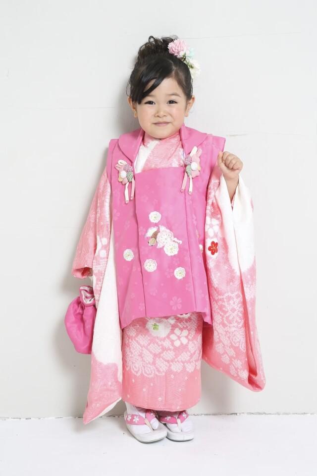 七五三 3歳の衣装画像1