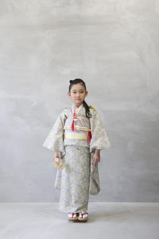 七五三 7歳着物の衣装画像1