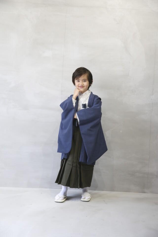 七五三 5歳着物レンタルの衣装画像1