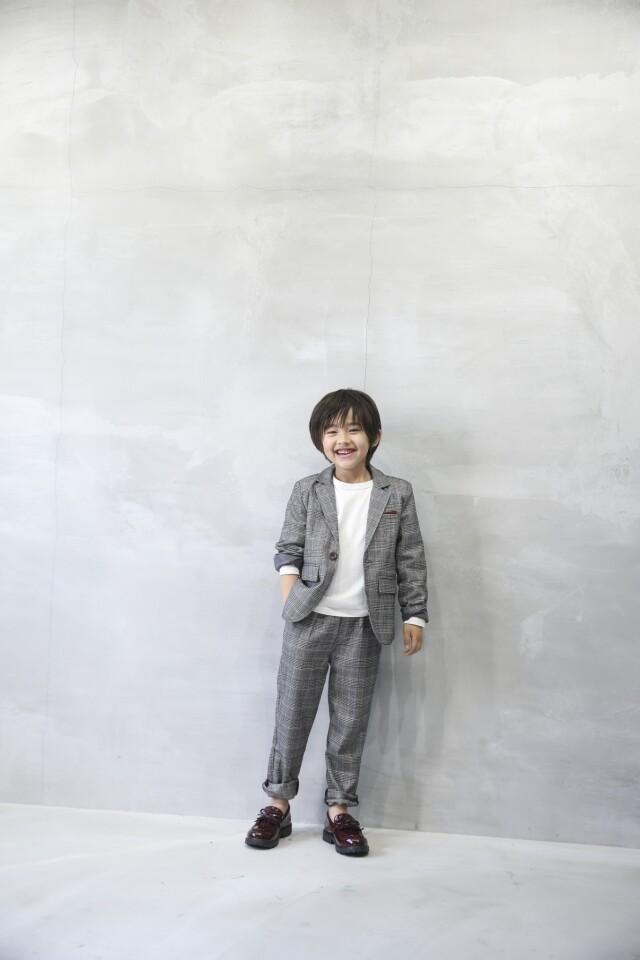 七五三 5歳スーツレンタルの衣装画像1