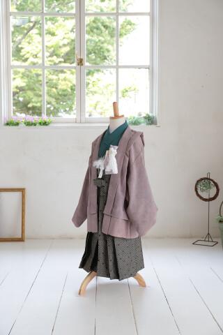 No.5979 5歳男児羽織袴