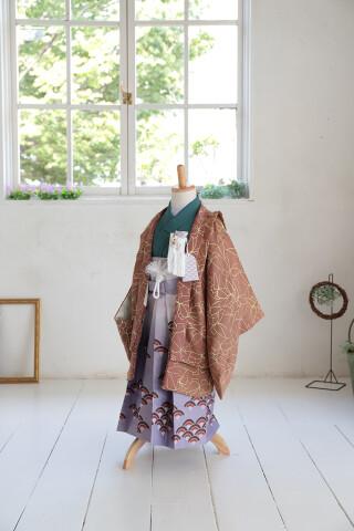 No.5980 5歳男児羽織袴